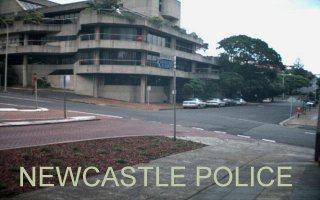 NSW Police - Newcastle Frequencies